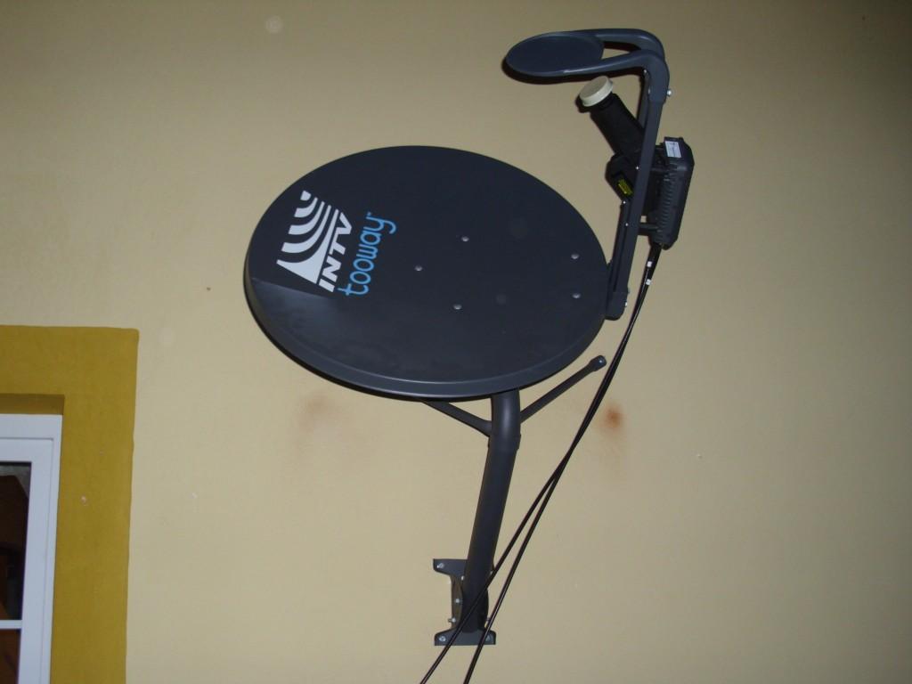 satelitní internet tooway