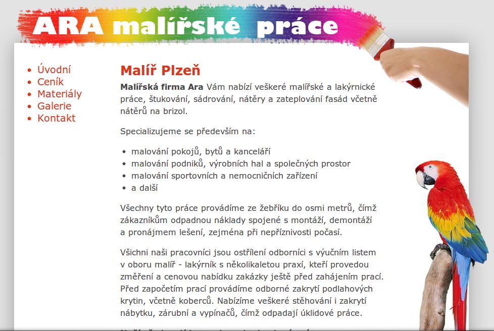 www.malir-plzen.cz