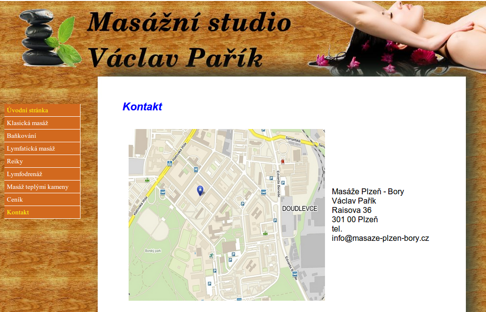 www.masaze-plzen-bory.cz