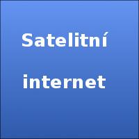 Satelitní internet